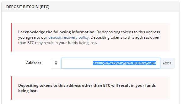How To View Your Balance On Bittrex Xrp Lockup Date – Ida Group